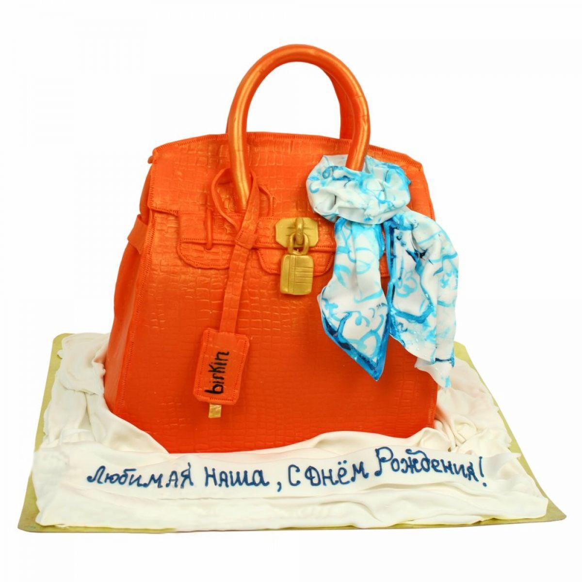 №1386 Торт сумка