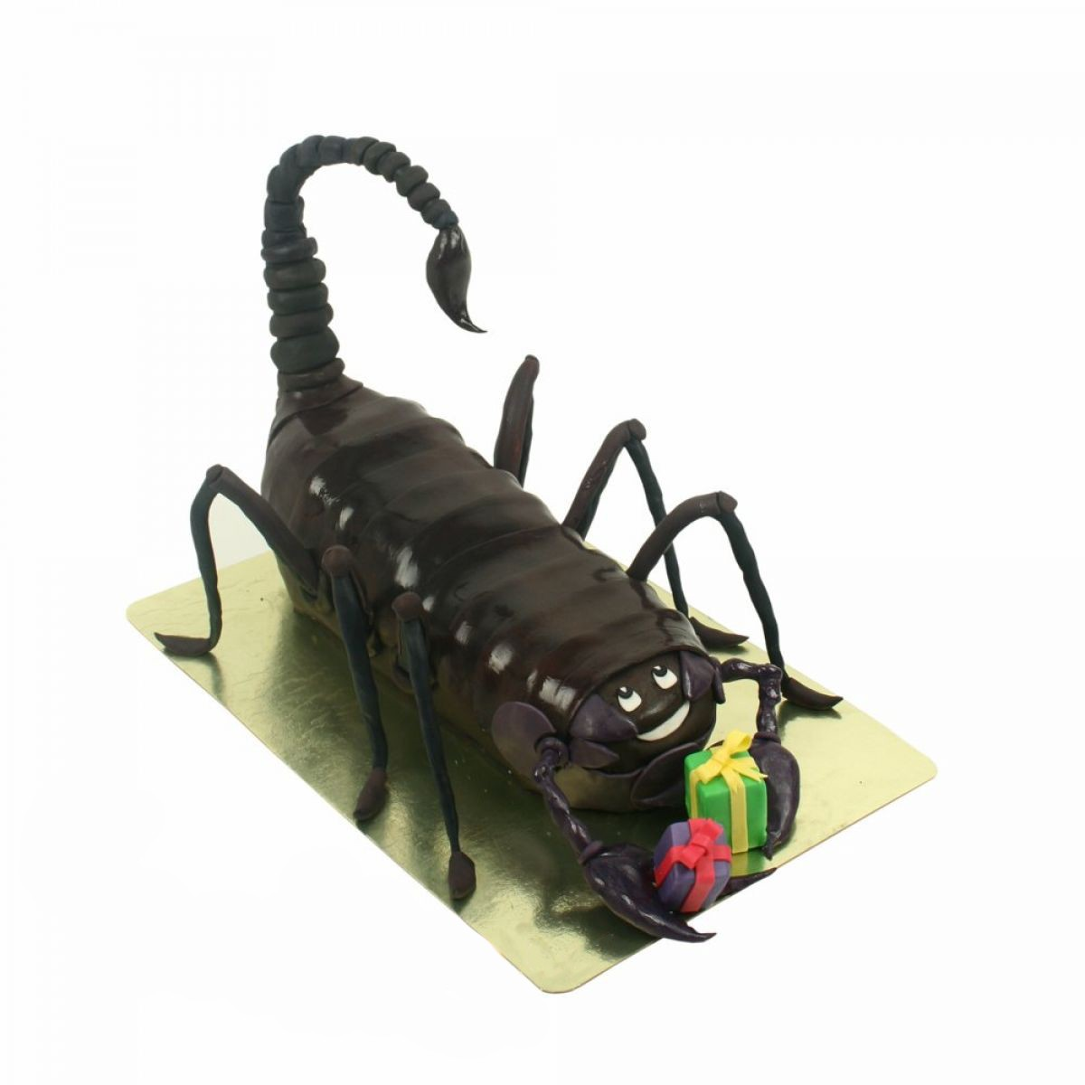 №1390 Торт скорпион