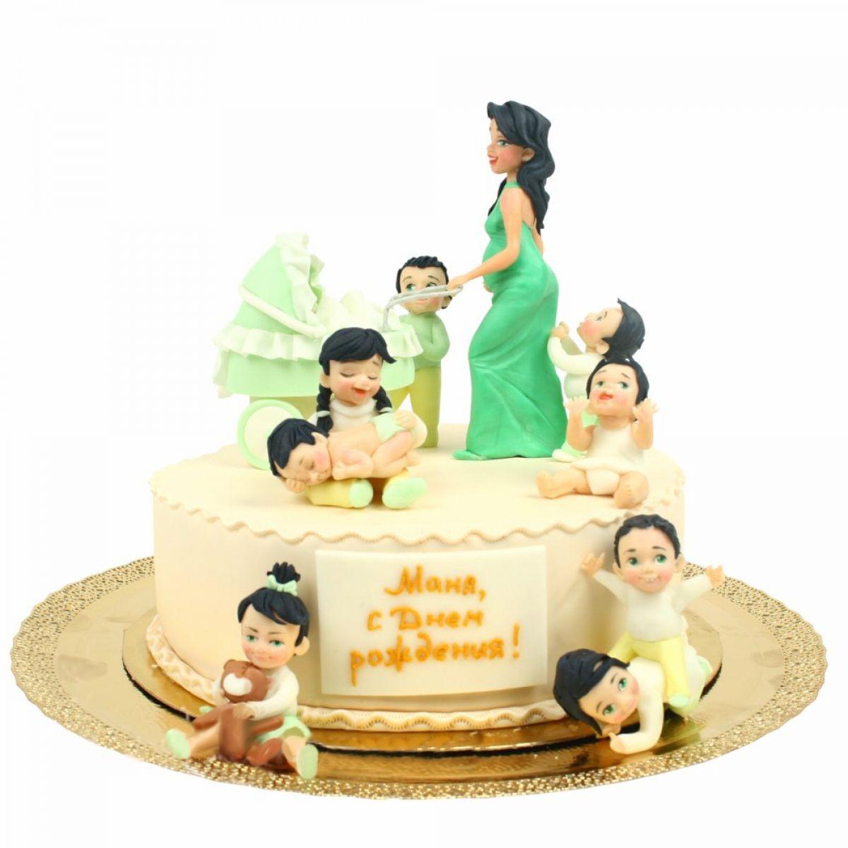 №1398 Торт дети