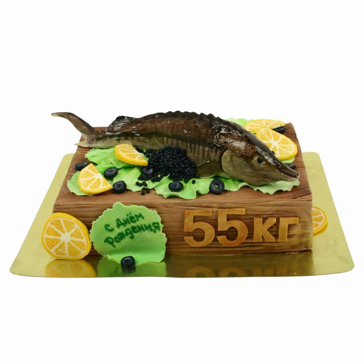 №1405 Торт щука
