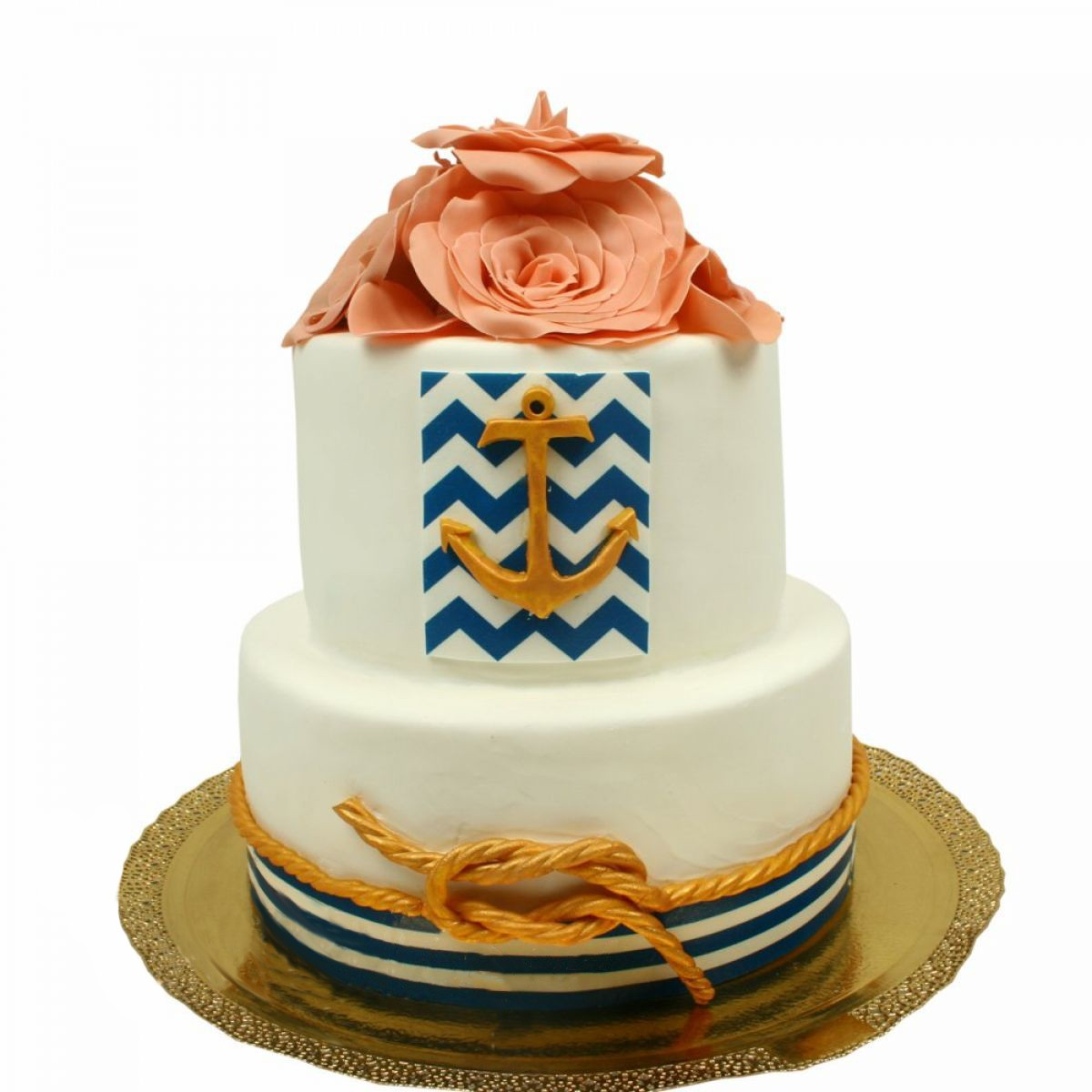 №1407 Торт якорь