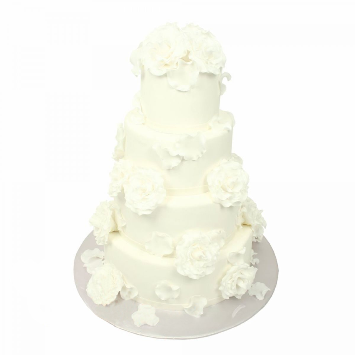 №1412 Торт цветы