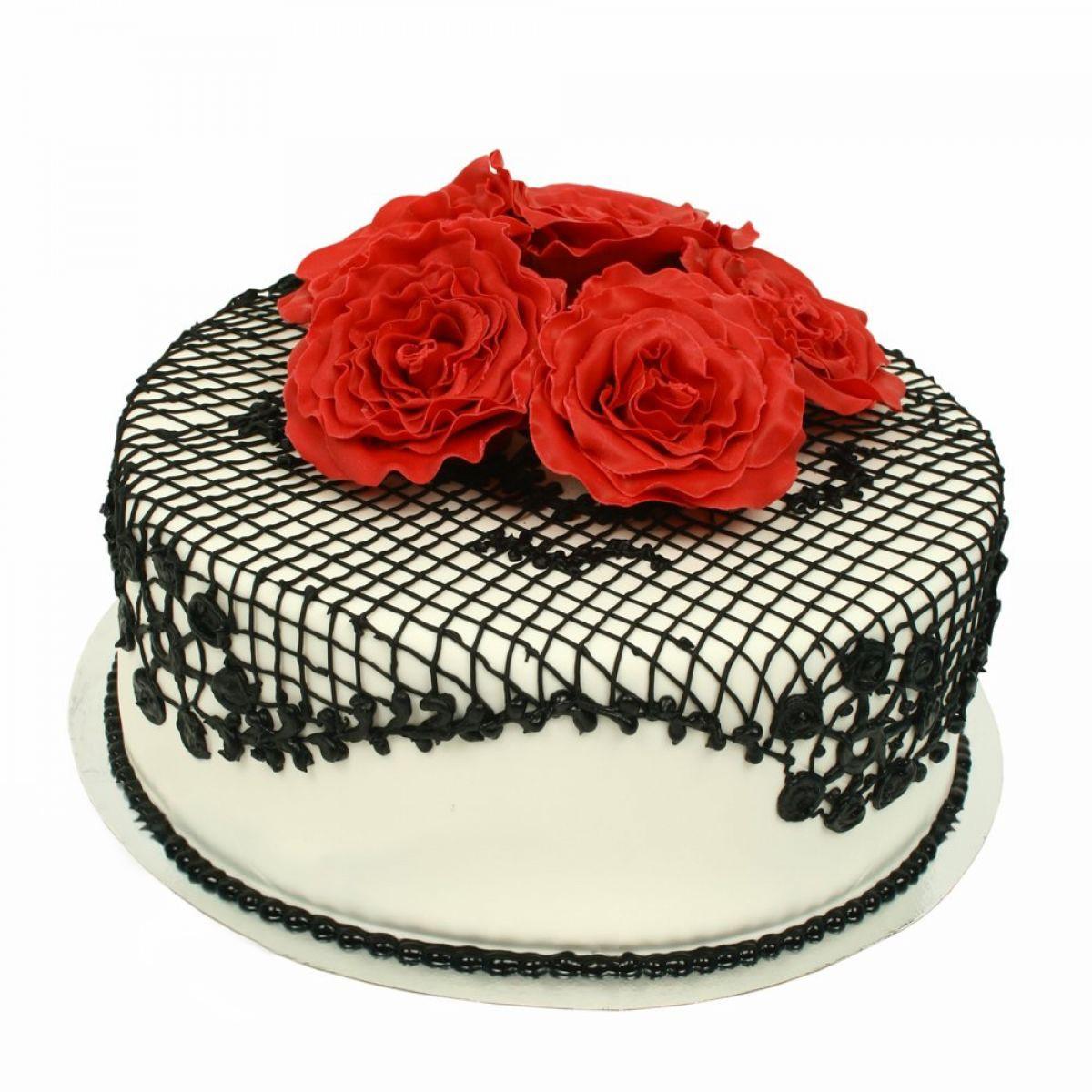 №1423 Торт розы