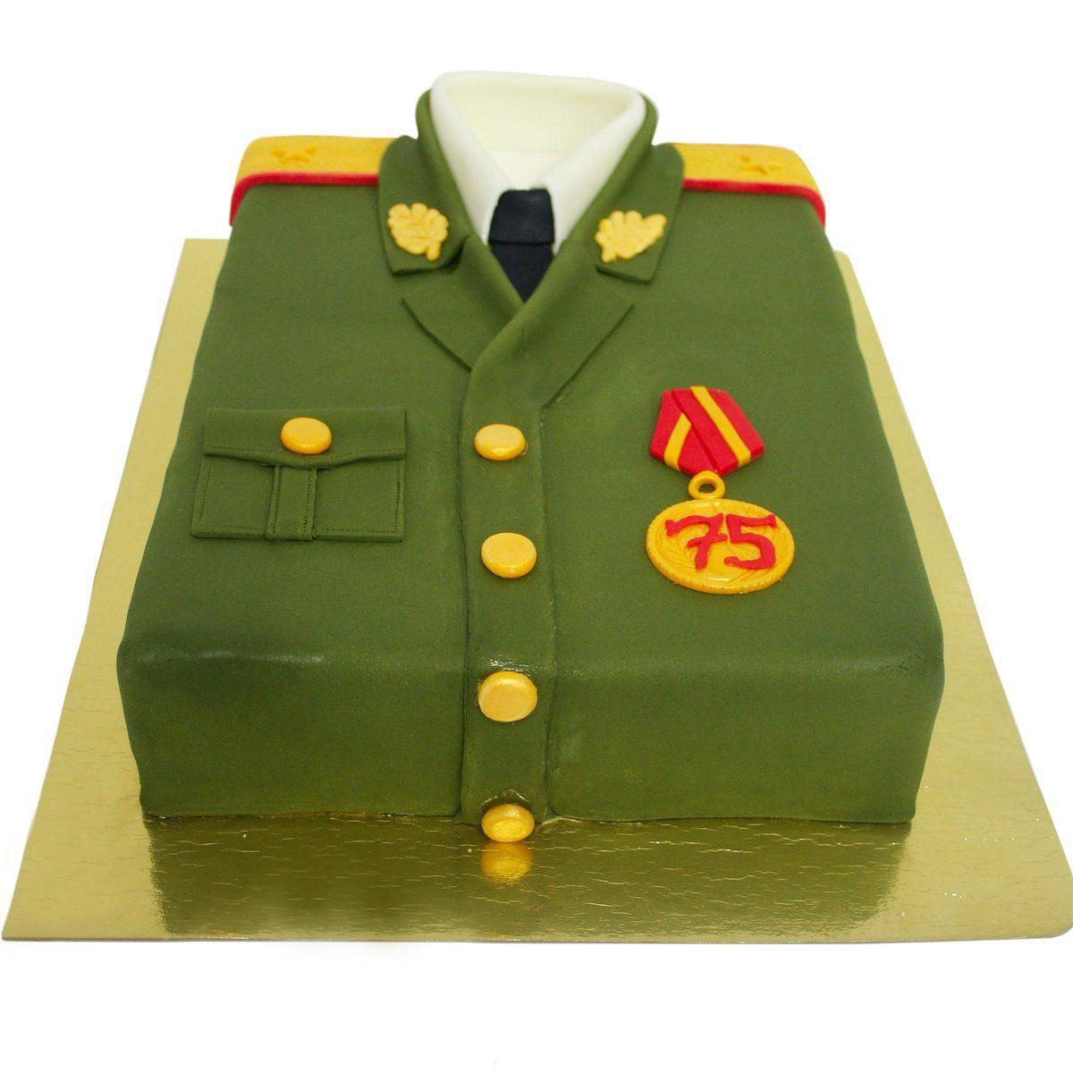 №1451 Торт военный
