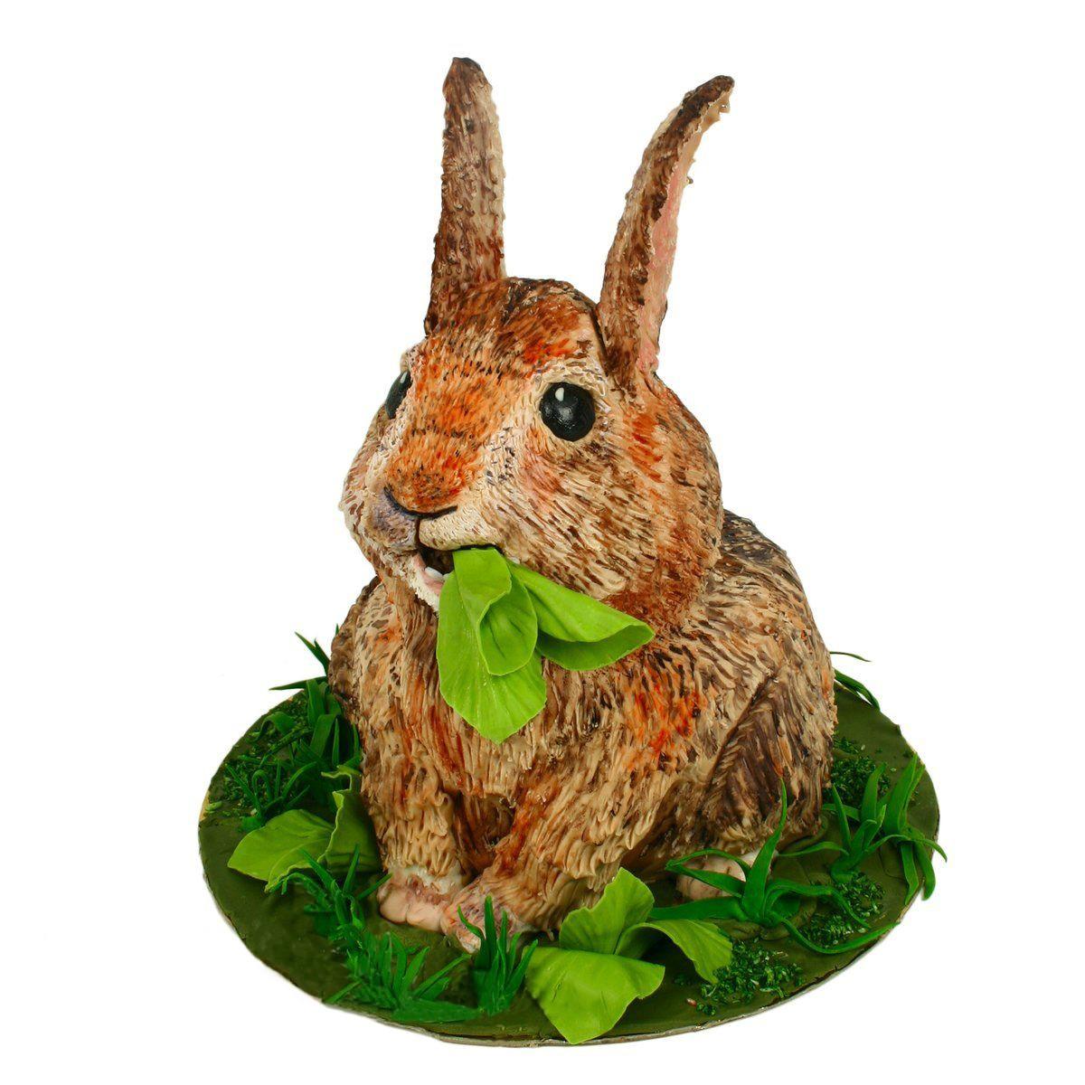 №1456 Торт кролик
