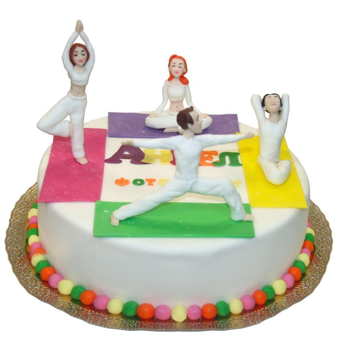 №1499 Торт йога