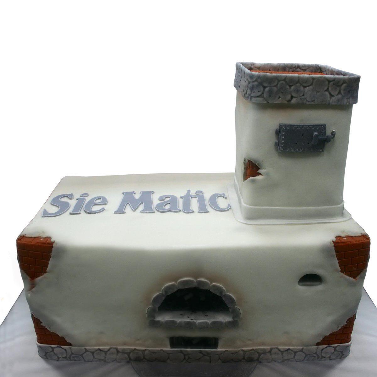 №1501 Торт печка