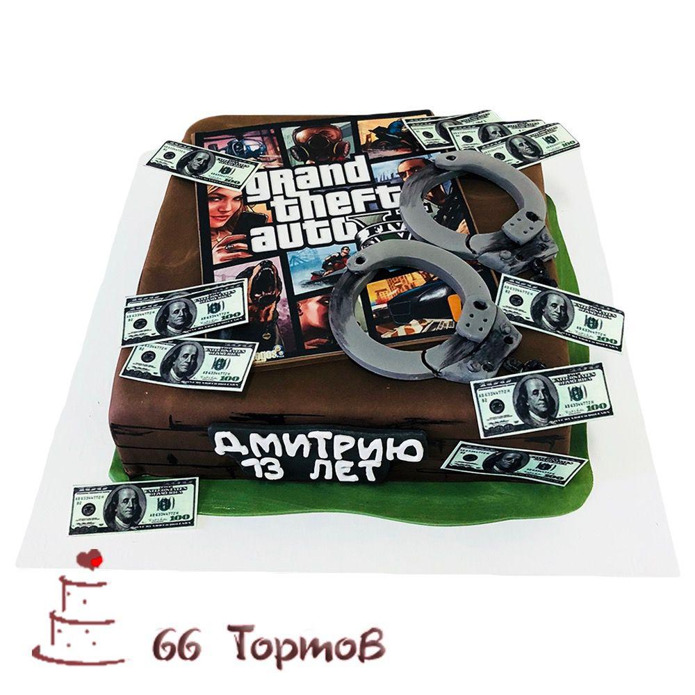 №1802 Торт игры