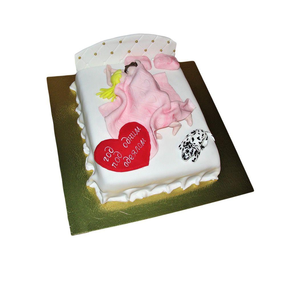 №2 Торт кровать