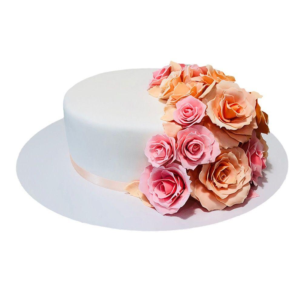 №23 Торт розы