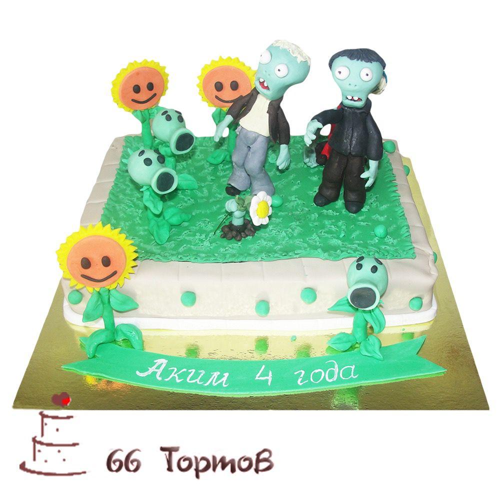 №263 Торт зомби