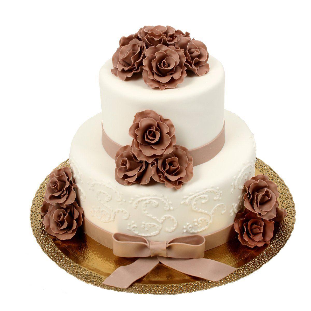 №321 Торт розы