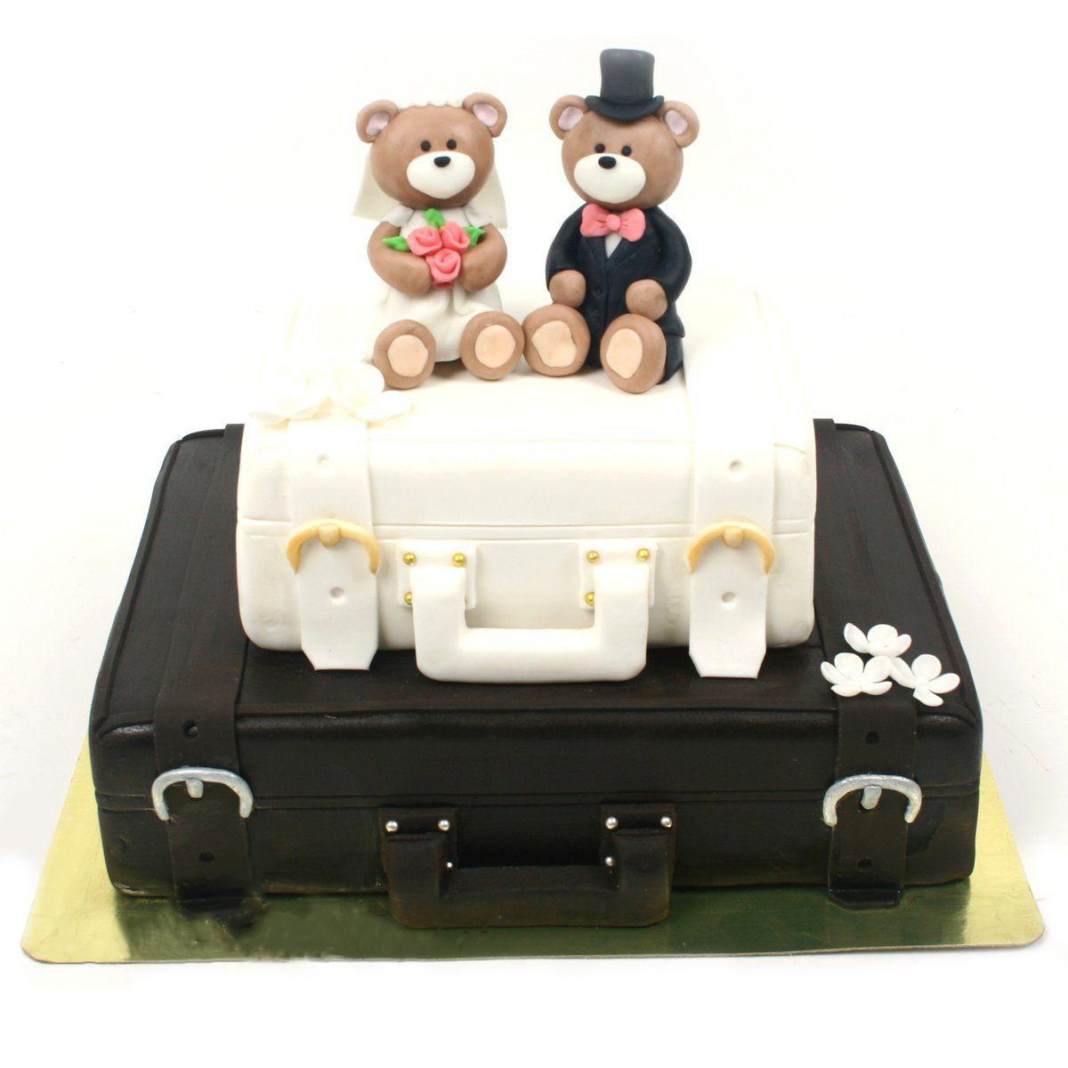 №326 Торт медвежата