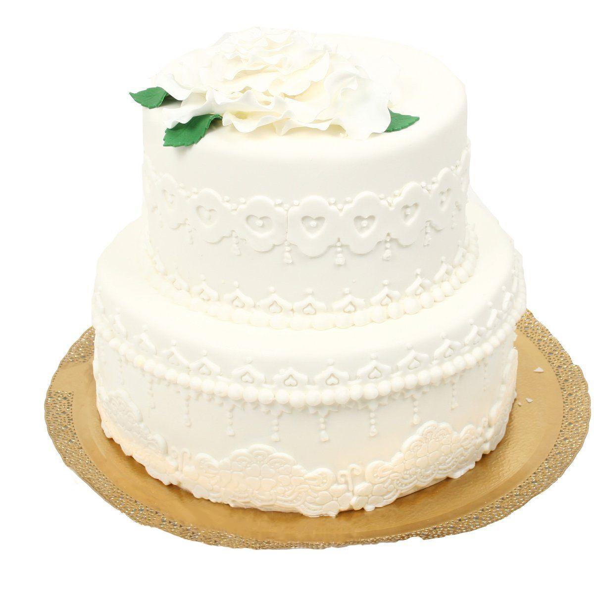 №335 Торт цветы
