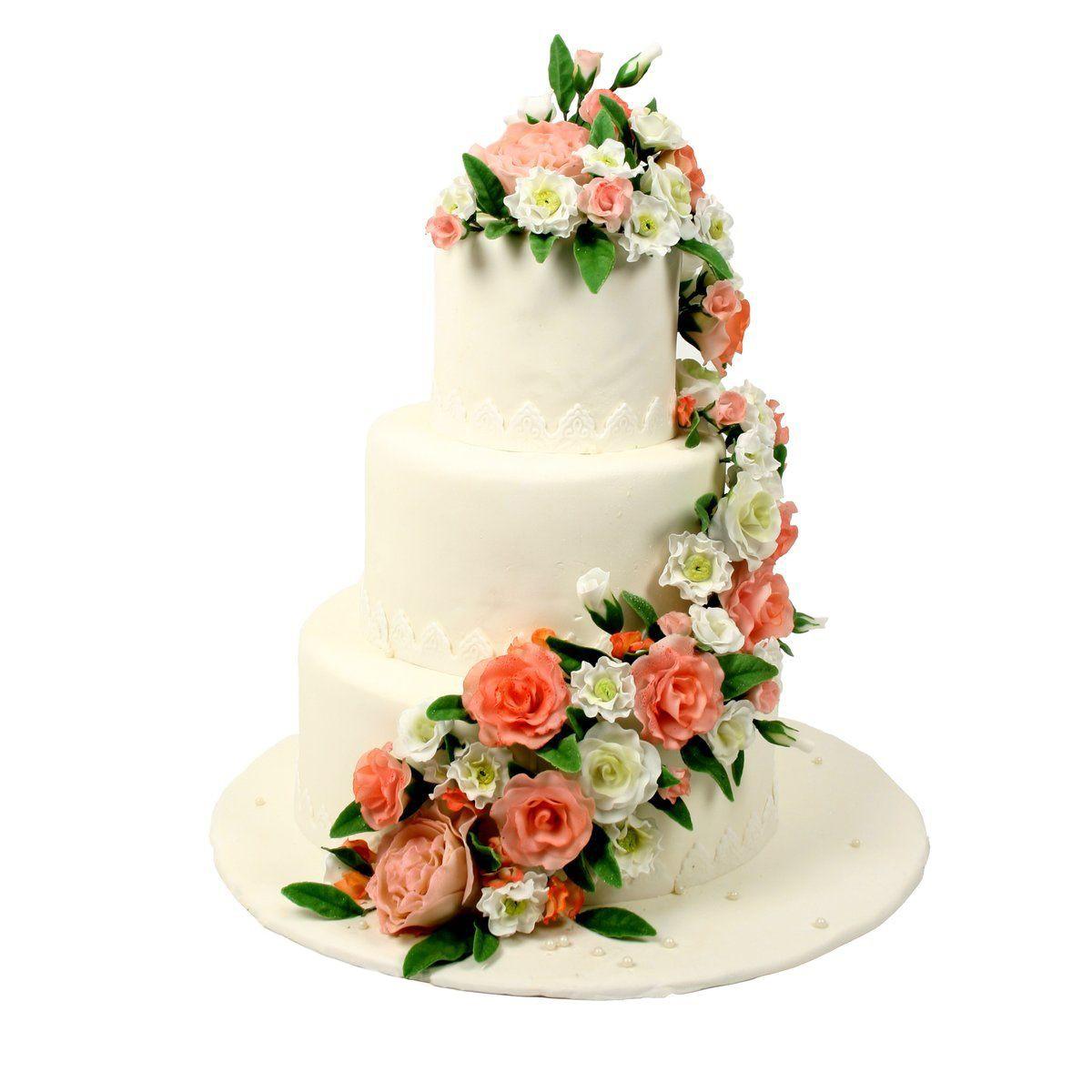 №340 Торт розы