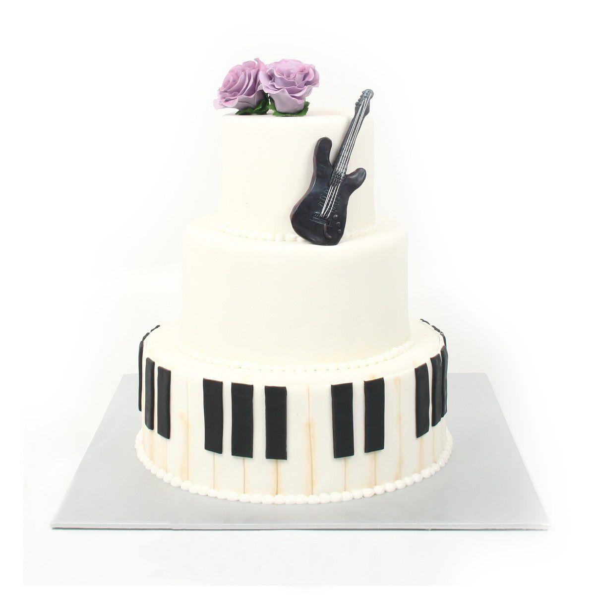 №341 Торт музыка