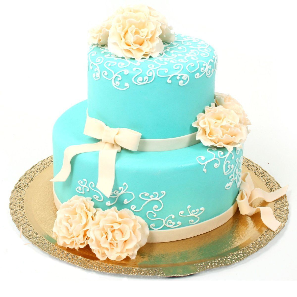 №357 Торт розы