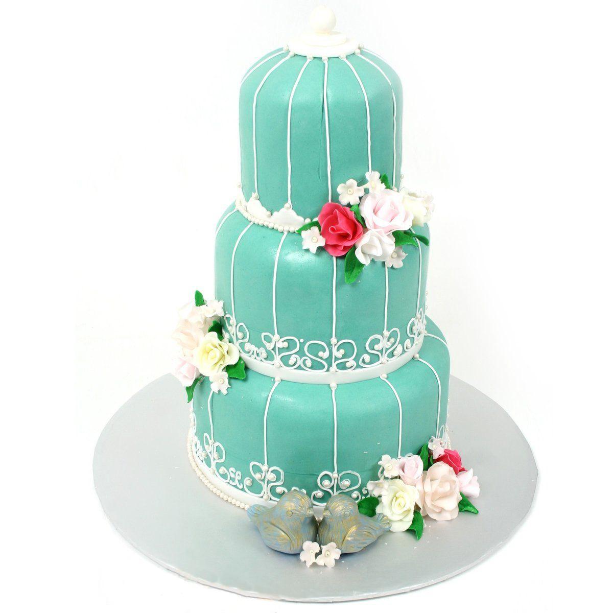 №359 Торт цветы