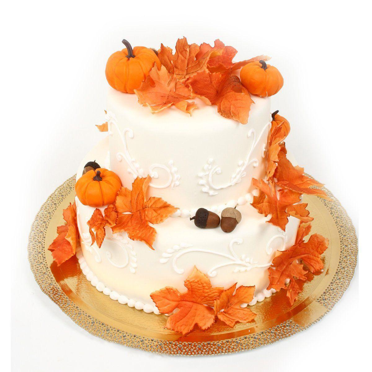 №363 Торт тыквы