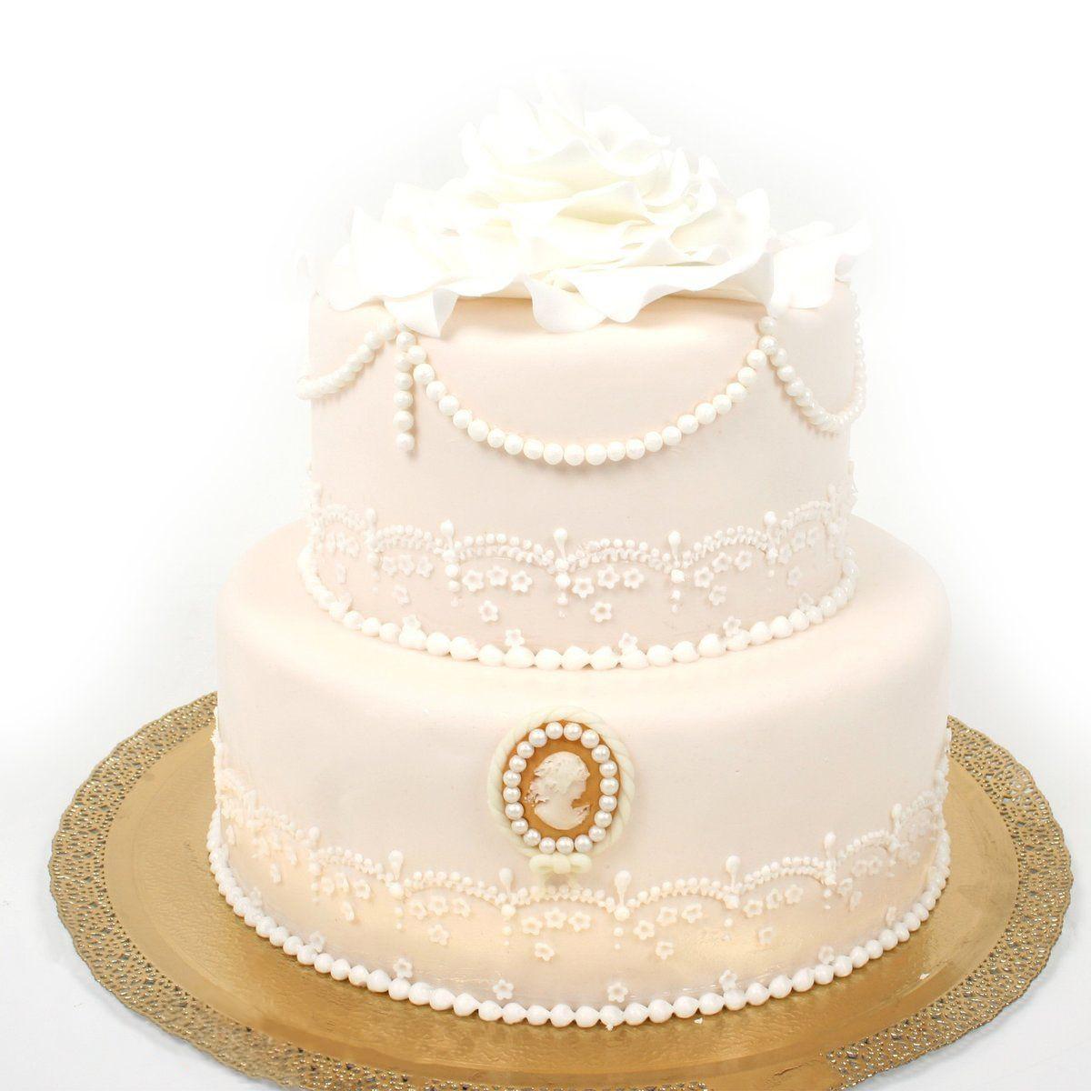 №364 Торт ажурный