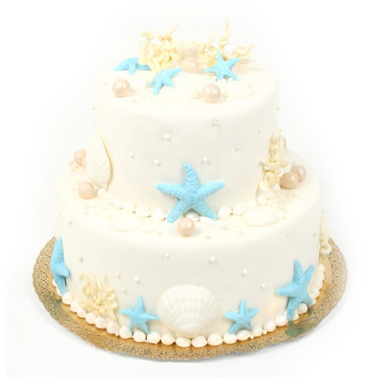 №365 Торт ракушки