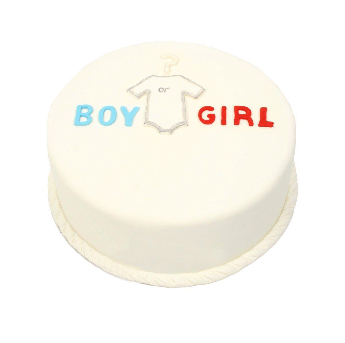 №377 Торт младенец