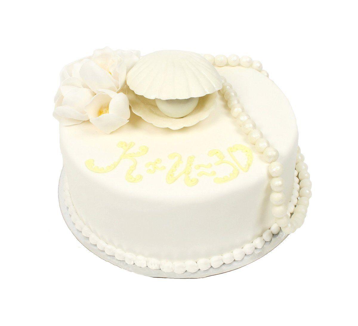 №378 Торт кружево