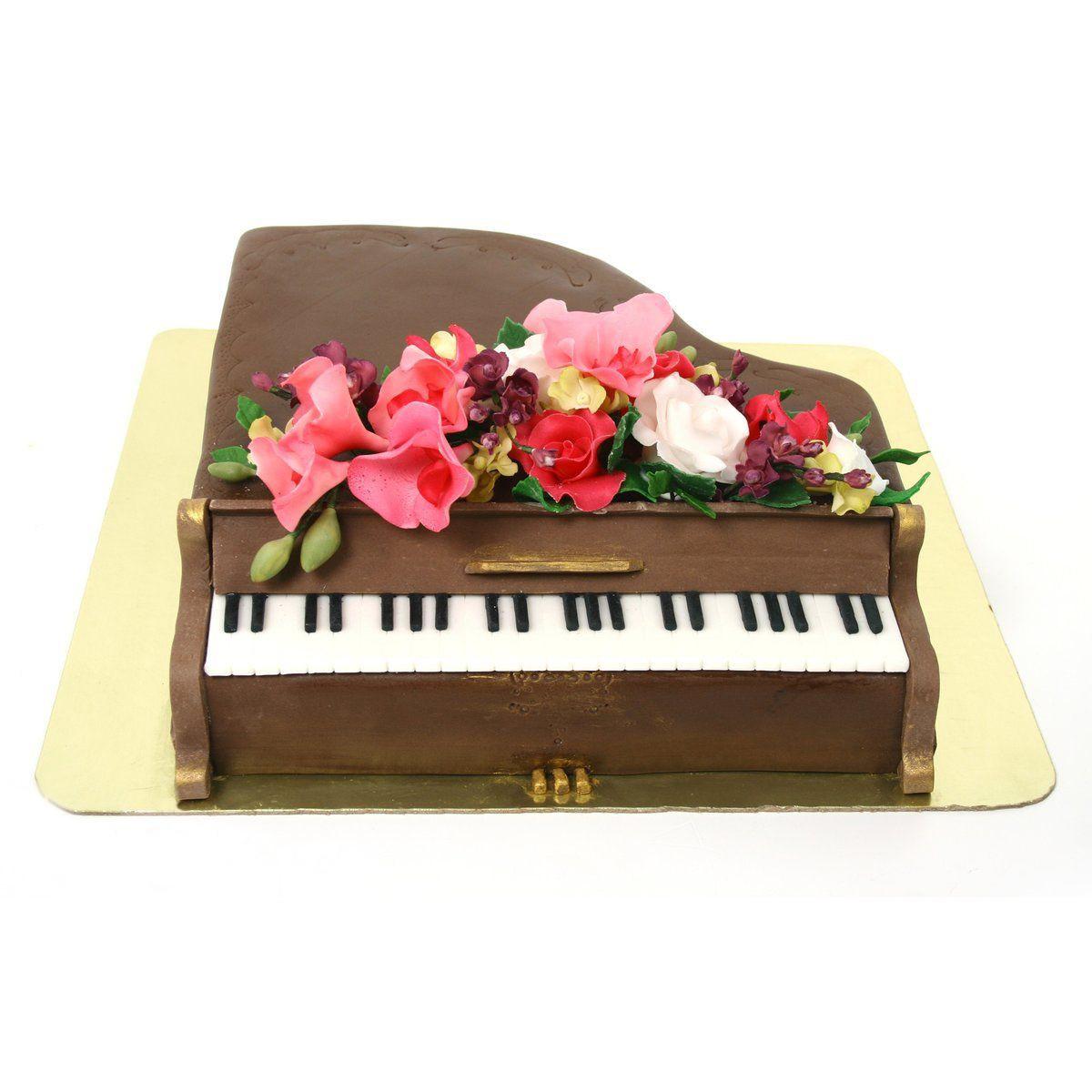 №394 Торт рояль