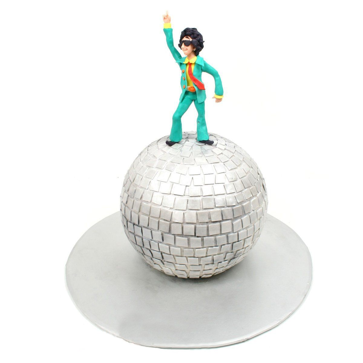 №409 Торт диско