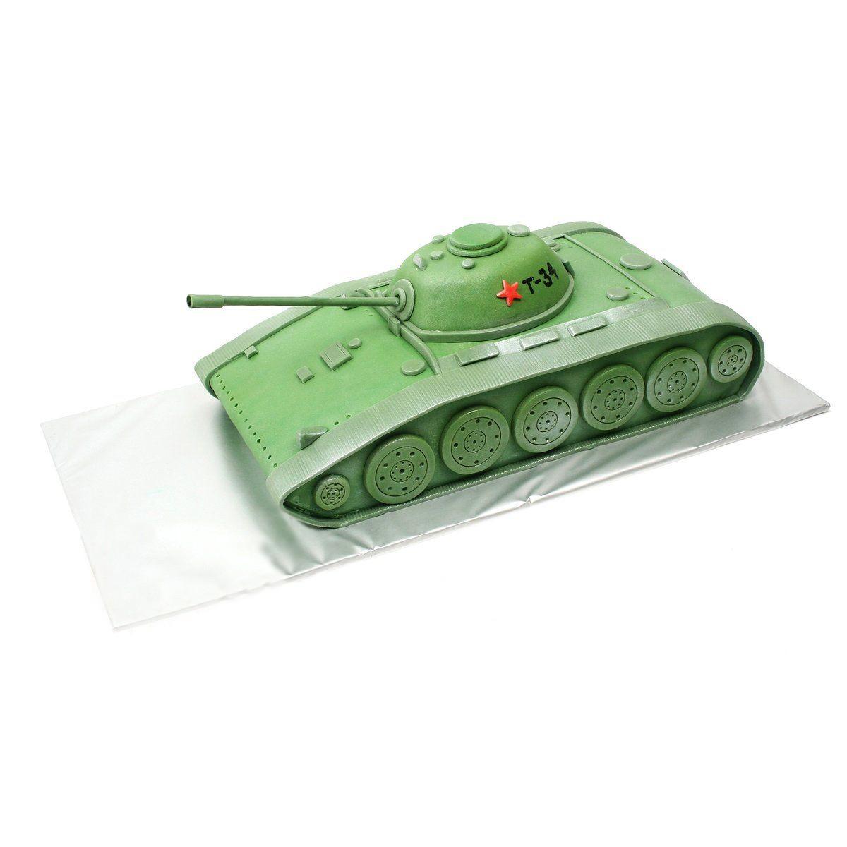 №412 Торт танк