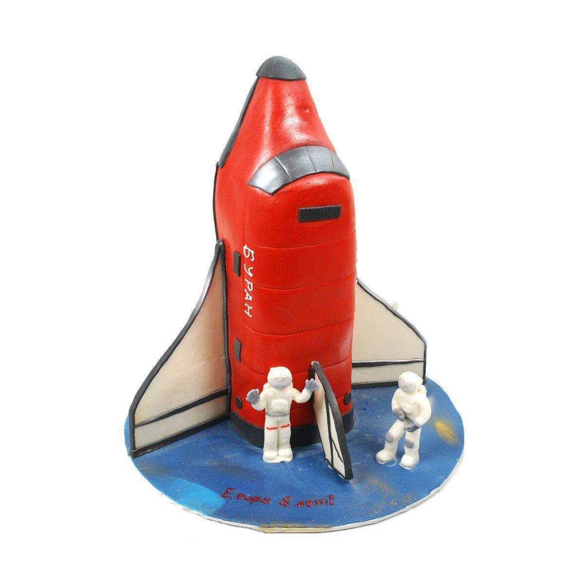 №415 Торт ракета