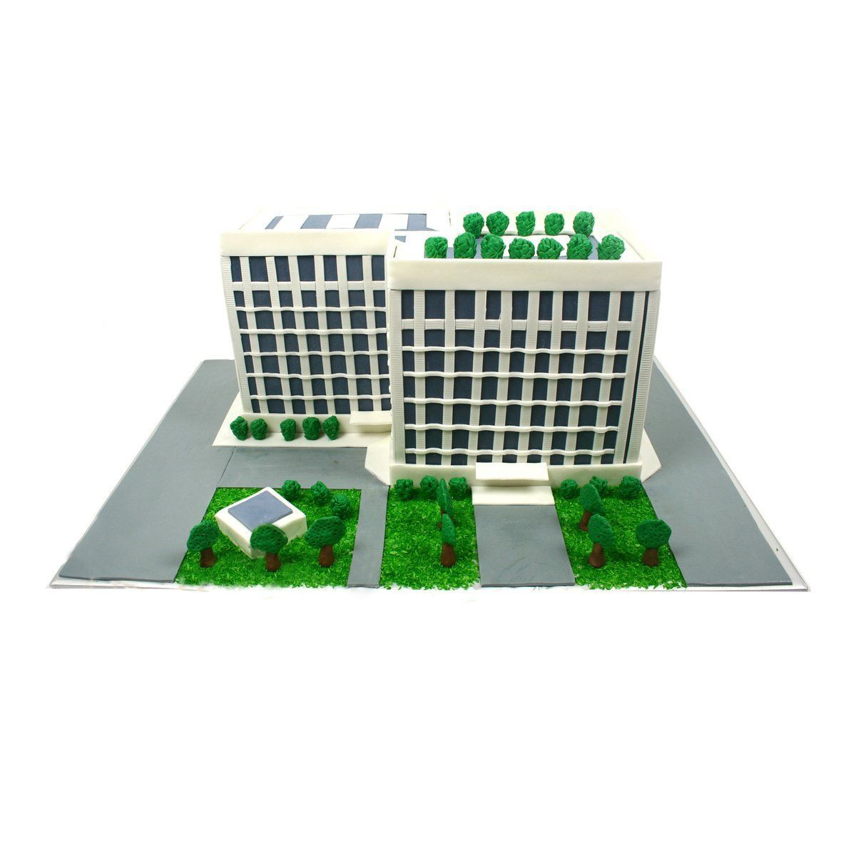 №420 Торт домовой