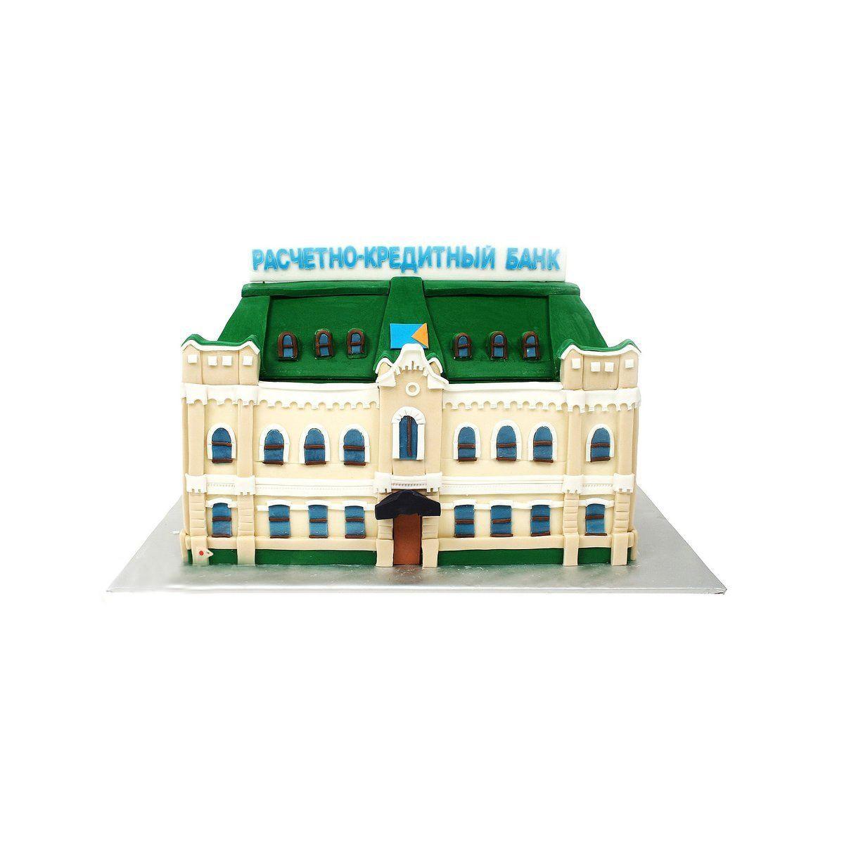 №439 Торт банк