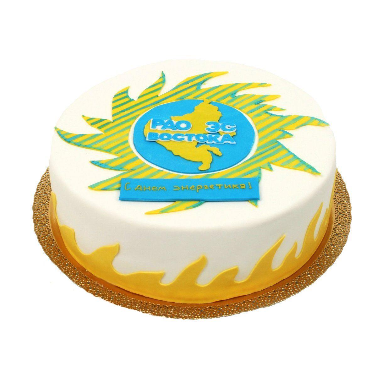 №453 Торт энергетика