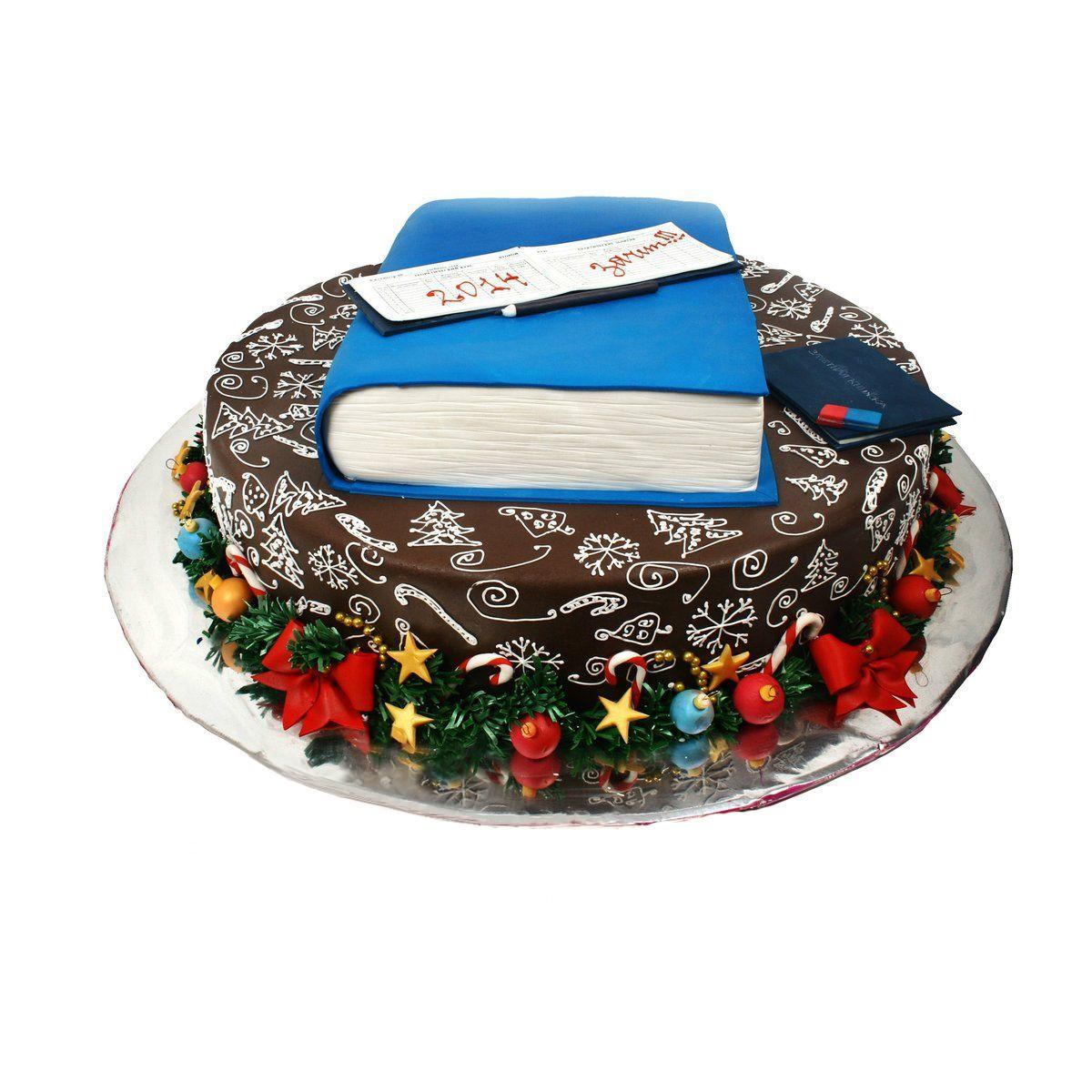 №456 Торт диплом