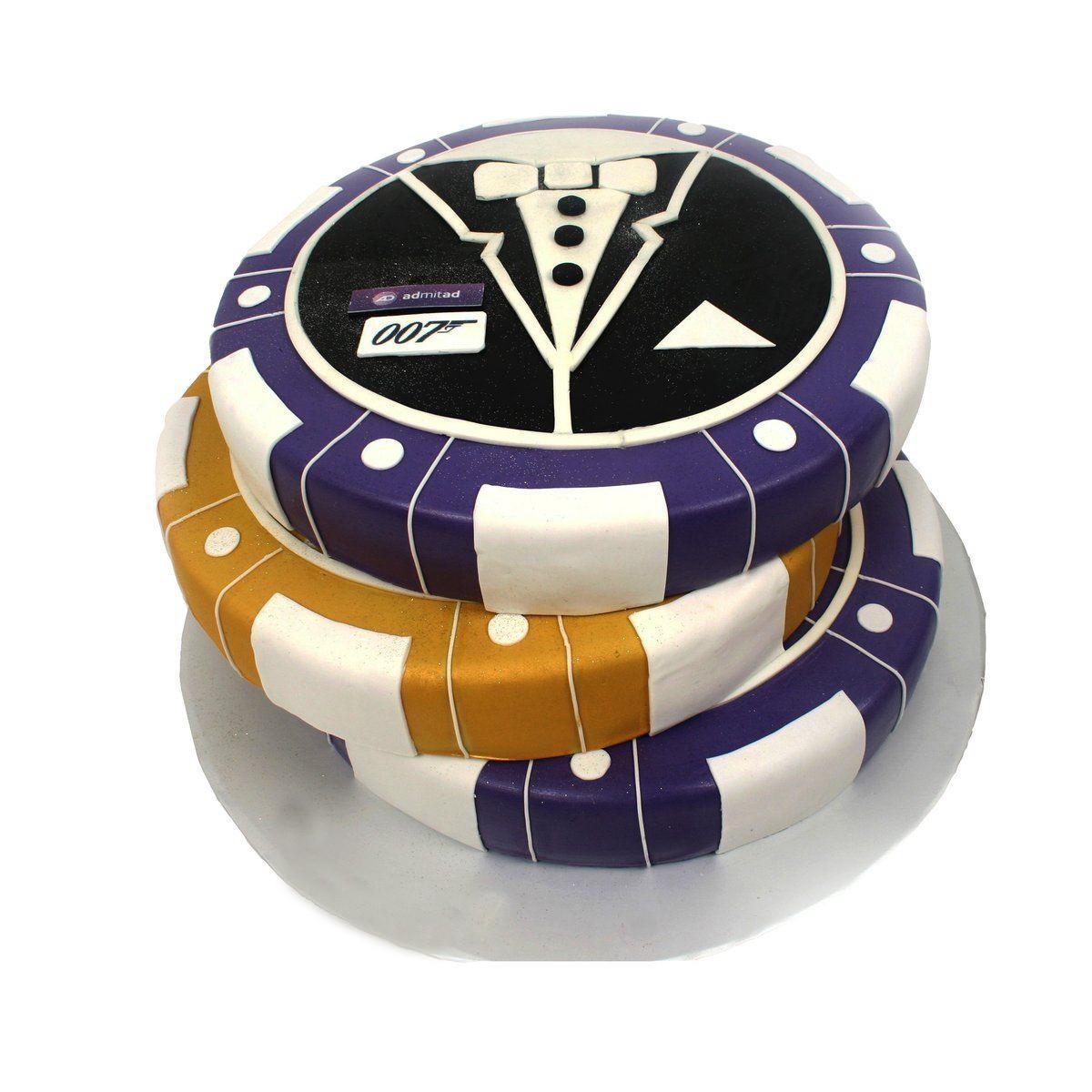 №460 Торт покер
