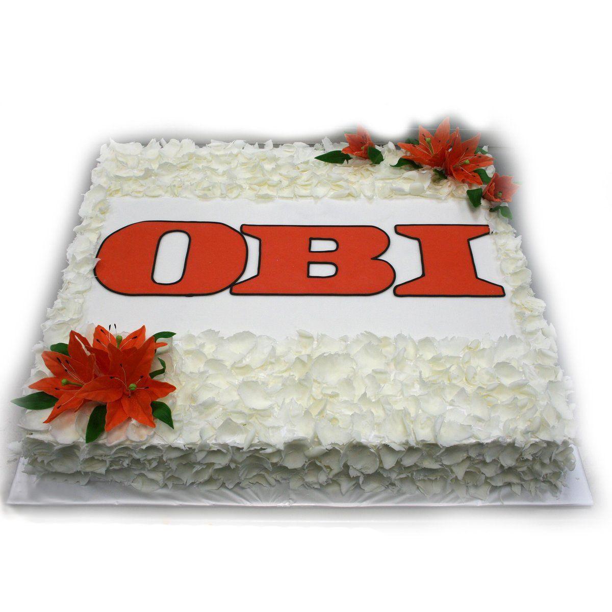 №464 Торт obi