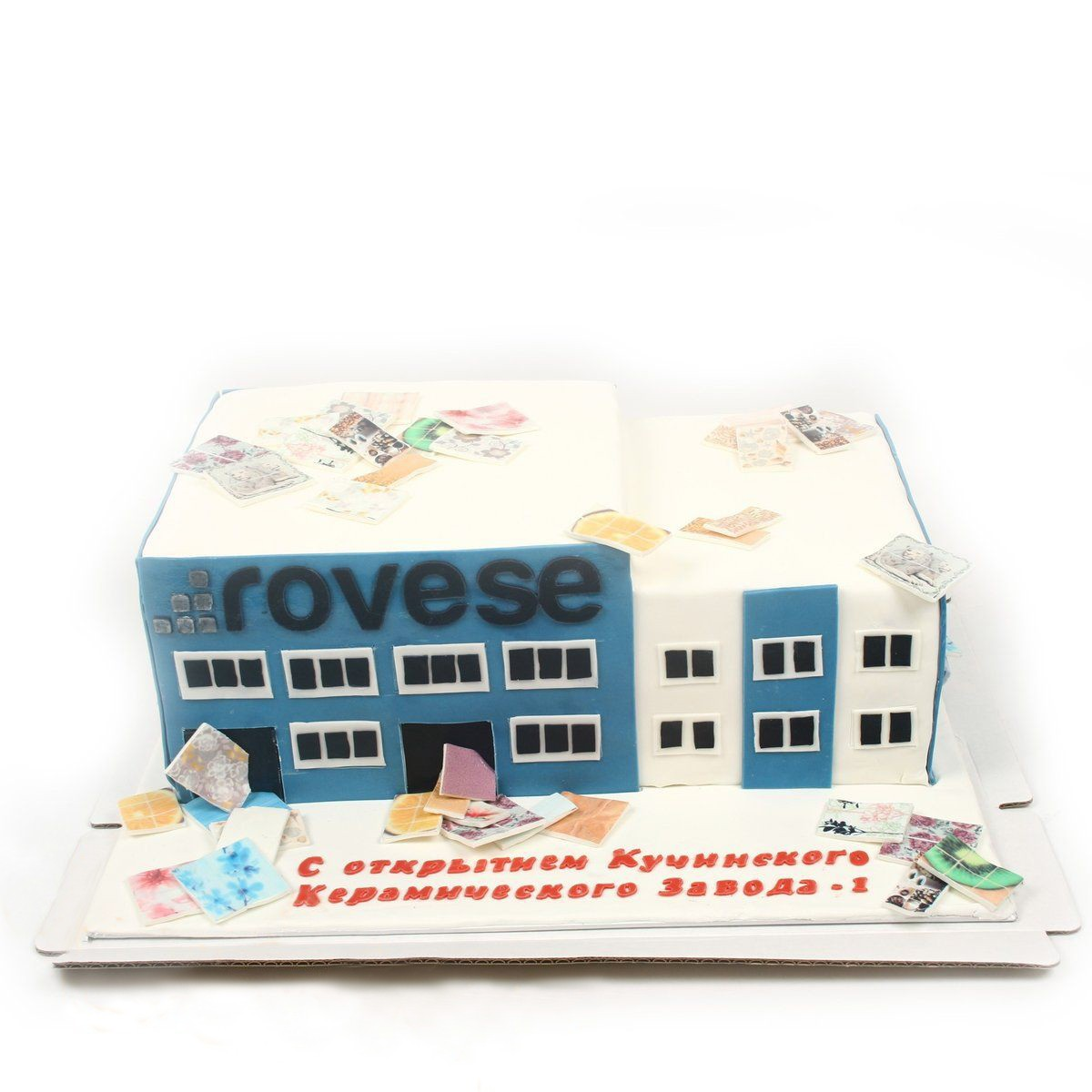 №480 Торт завод