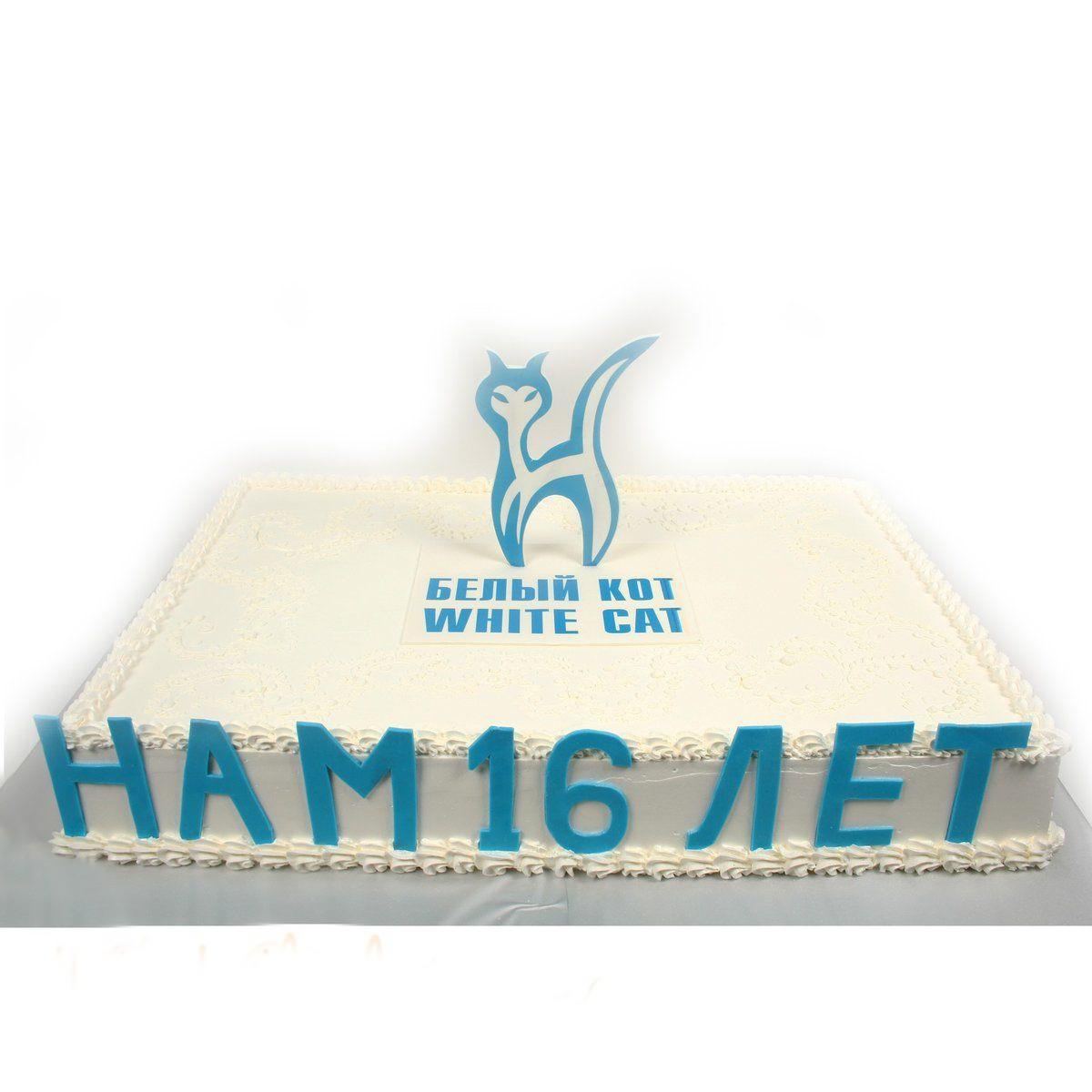 №481 Торт кот