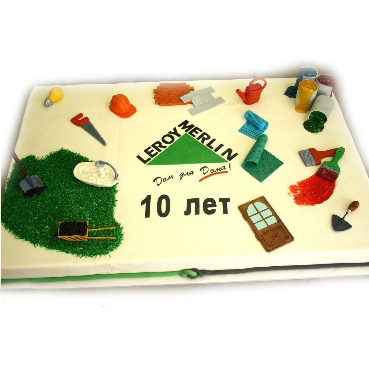 №487 Торт дом