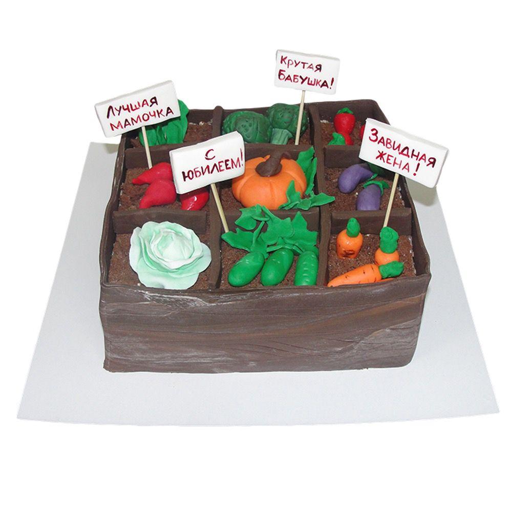 №49 Торт овощи