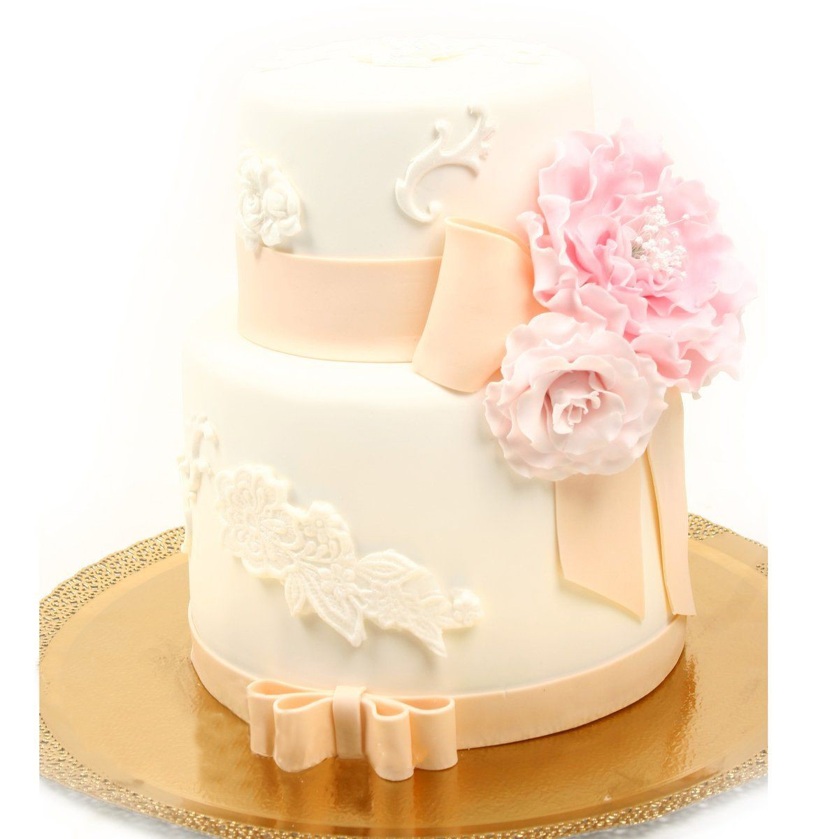 №494 Торт розы