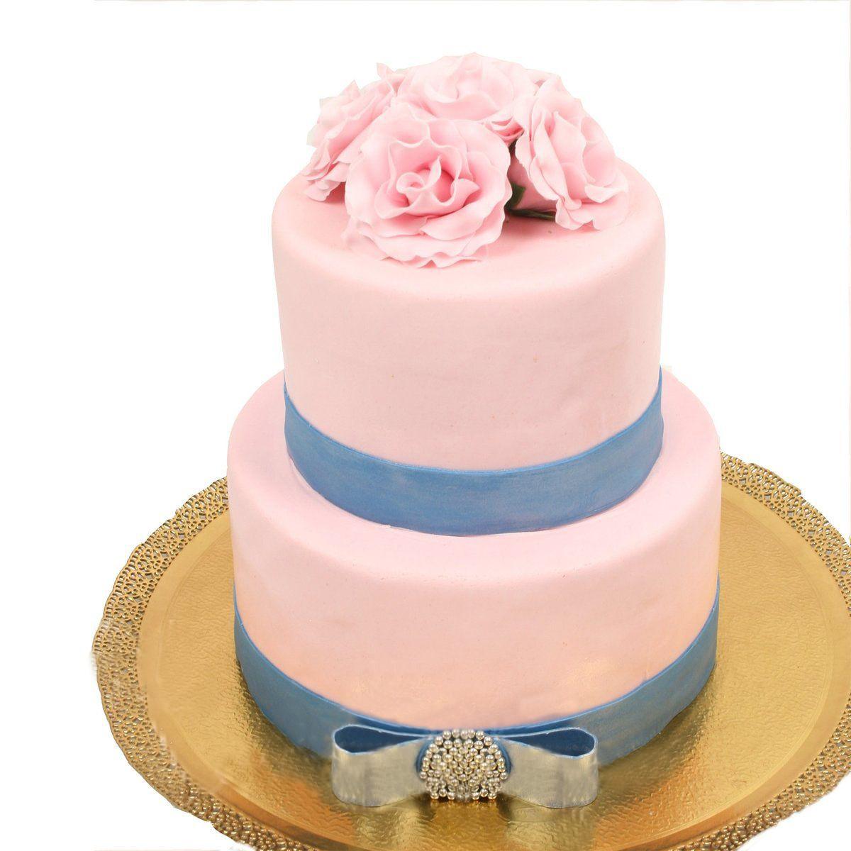 №506 Торт пионы