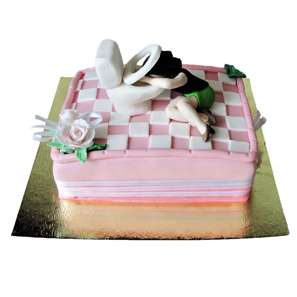 №51 Торт унитаз