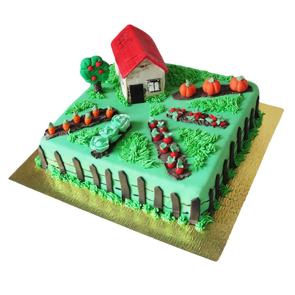 №53 Торт дача