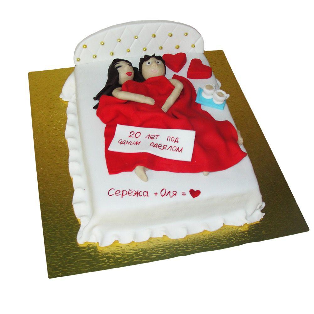 №54 Торт кровать
