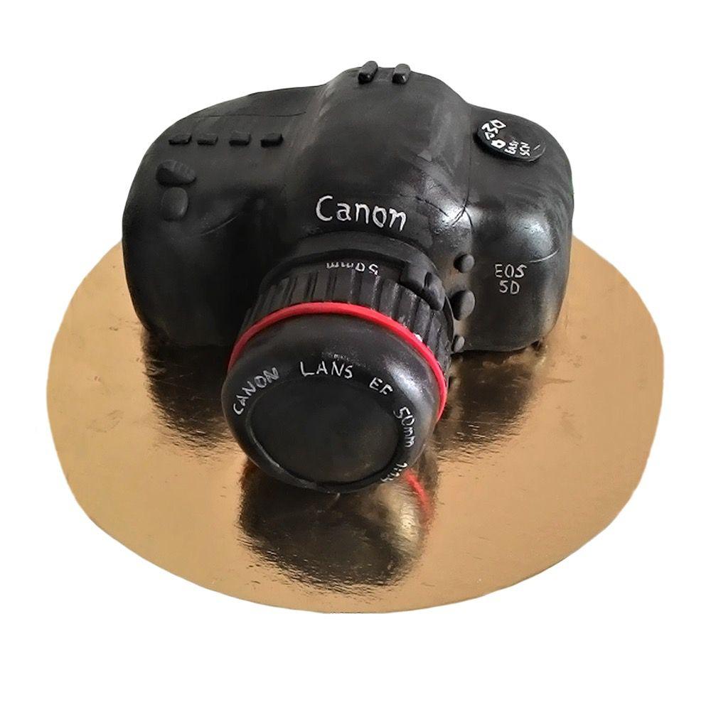 №58 Торт фотоаппарат