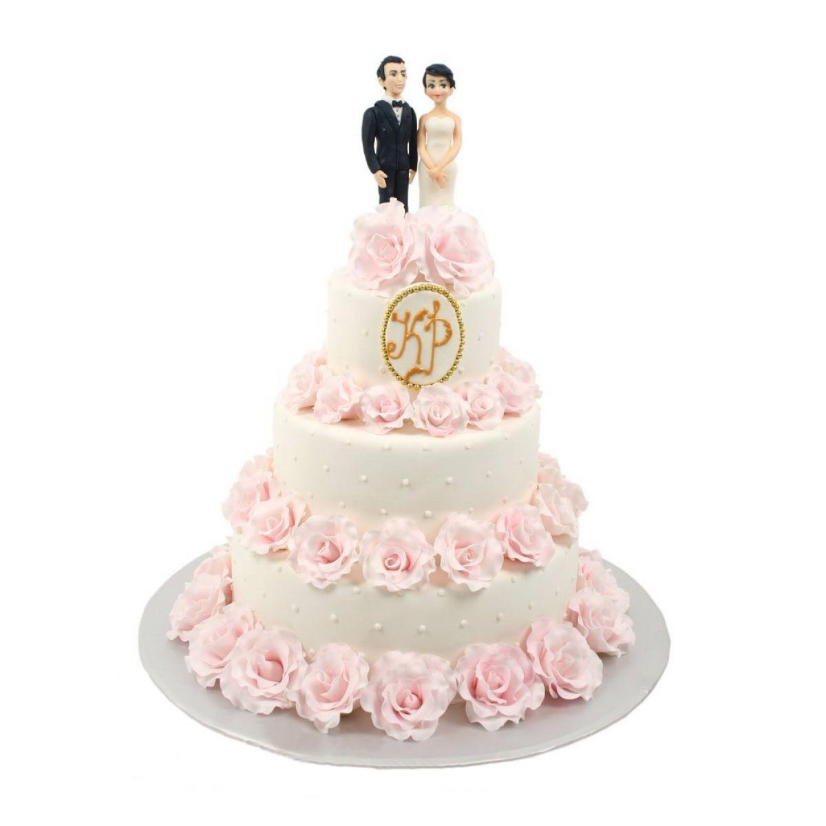 №598 Торт влюбленные