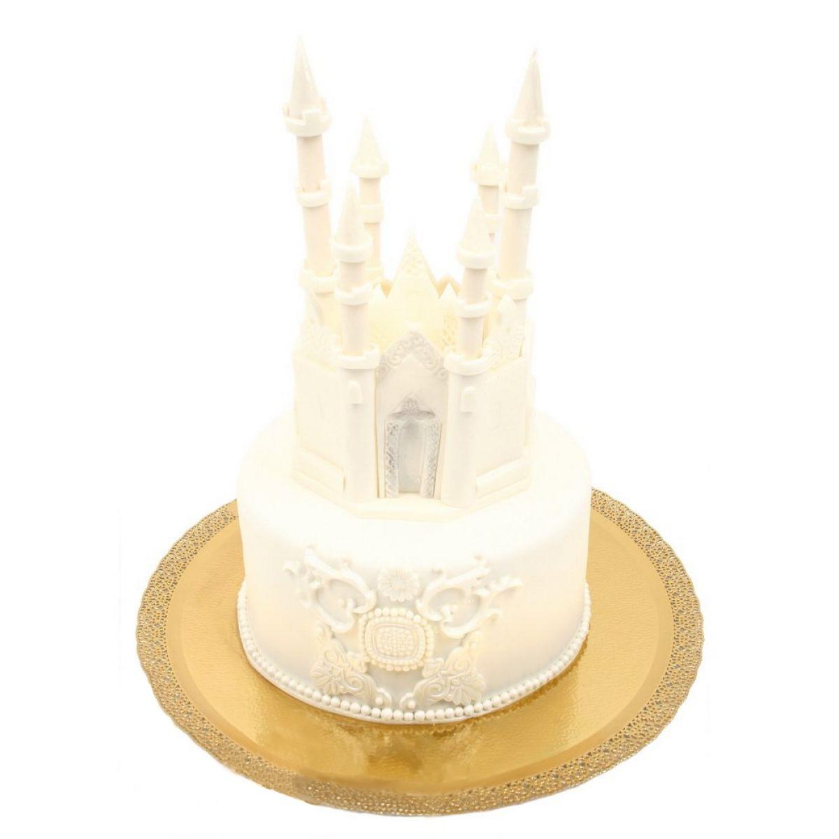 №629 Торт замок