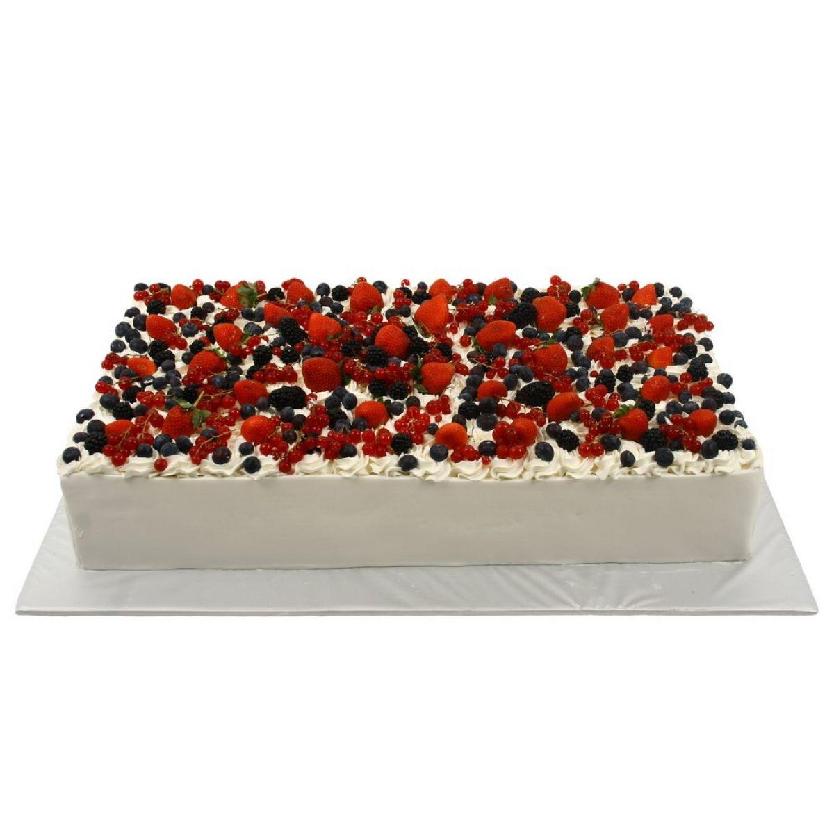 №633 Торт ягоды